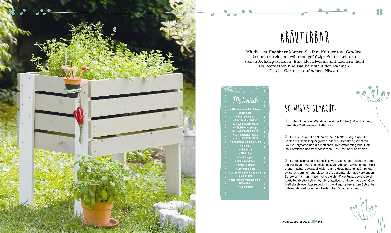 Kreativ Im Garten Buch Von Eva Schneider Portofrei Weltbildde