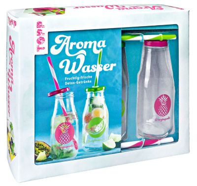 Kreativ-Set Aroma-Wasser - Anne Iburg |