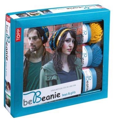 Kreativ-Set be Beanie boys & girls, Jennifer Stiller, Frauke Kiedaisch