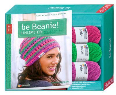 Kreativ-Set: beBeanie! Unlimited, Frauke Kiedaisch, Tanja Steinbach