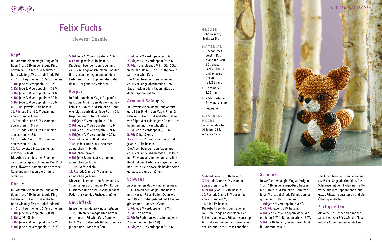 Kreativ Set Süße Waldminis Häkeln Buch Bei Weltbildde Bestellen