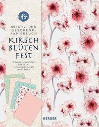 Kreativ- und Geschenkpapierbuch Kirschblütenfest -  pdf epub