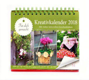 Kreativ Wochenkalender 2018