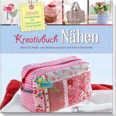 Kreativbuch n hen ideen f r mode und wohnaccessoires for Geschenke weltbild