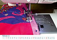 Kreative Handarbeiten 2019. Impressionen von Mensch und Material (Wandkalender 2019 DIN A4 quer) - Produktdetailbild 2