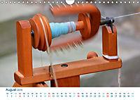 Kreative Handarbeiten 2019. Impressionen von Mensch und Material (Wandkalender 2019 DIN A4 quer) - Produktdetailbild 8