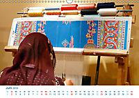 Kreative Handarbeiten 2019. Impressionen von Mensch und Material (Wandkalender 2019 DIN A3 quer) - Produktdetailbild 6
