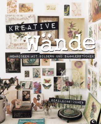 Kreative Wände, Geraldine James