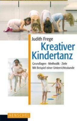 Kreativer Kindertanz, Judith Frege