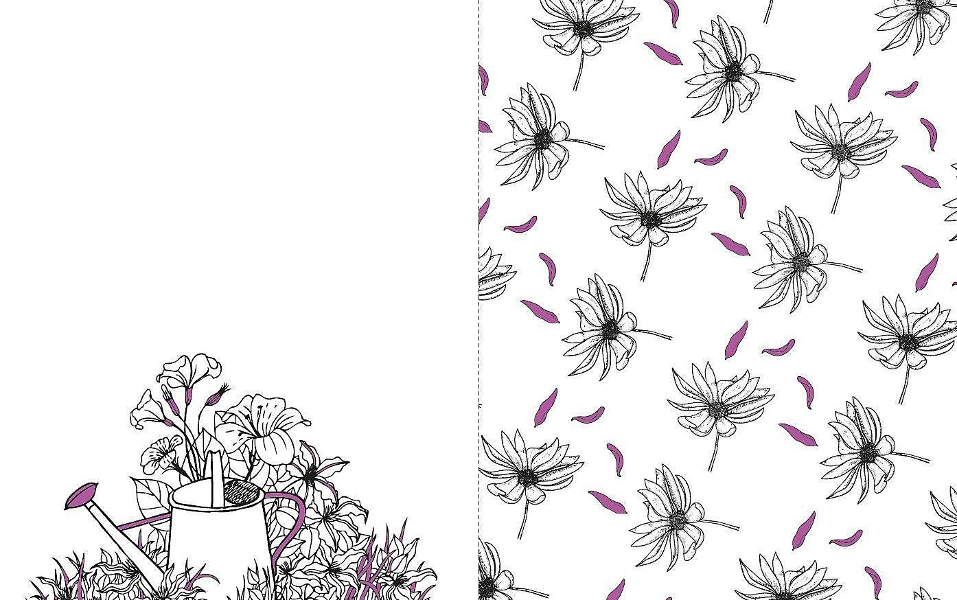 Kreatives Ausmalen Blumen Buch Bei Weltbild Ch Online Bestellen