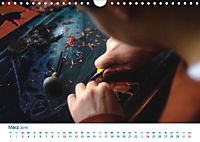 Kreatives Basteln 2019. Impressionen von Mensch und Material (Wandkalender 2019 DIN A4 quer) - Produktdetailbild 3