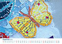 Kreatives Basteln 2019. Impressionen von Mensch und Material (Wandkalender 2019 DIN A4 quer) - Produktdetailbild 9