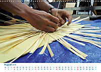 Kreatives Basteln 2019. Impressionen von Mensch und Material (Wandkalender 2019 DIN A3 quer) - Produktdetailbild 8