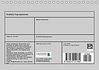 Krefeld Impressionen (Tischkalender 2019 DIN A5 quer) - Produktdetailbild 13