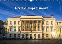 Krefeld Impressionen (Wandkalender 2019 DIN A3 quer), Michael Fahrenbach