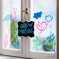 Kreide- & Fenstermarker, 12-tlg. - Produktdetailbild 9