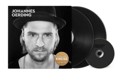 Kreise (2 LPs im Gatefold plus CD) (Vinyl), Johannes Oerding