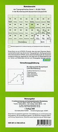 Kremmen 1 : 25 000 - Produktdetailbild 1