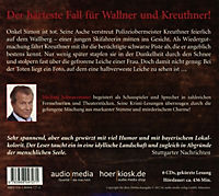 Kreuthner und Wallner Band 4: Schwarze Piste (6 Audio-CDs) - Produktdetailbild 1