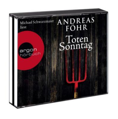 Kreuthner und Wallner Band 5: Totensonntag (Audio-CD), Andreas Föhr