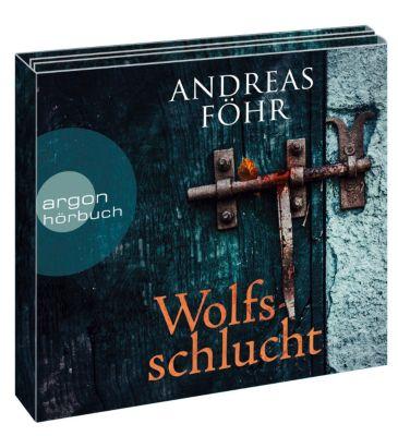 Kreuthner und Wallner Band 6: Wolfsschlucht (6 Audio-CDs), Andreas Föhr