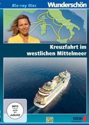 Kreuzfahrt im westlichen Mittelmeer, Blu-ray