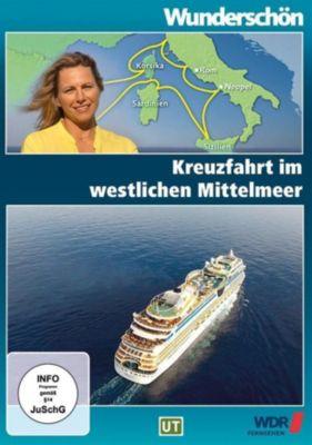 Kreuzfahrt im westlichen Mittelmeer, DVD