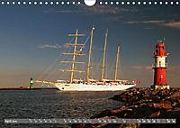 Kreuzfahrt Warnemünde (Wandkalender 2019 DIN A4 quer) - Produktdetailbild 1