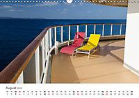 Kreuzfahrten 2019 (Wandkalender 2019 DIN A3 quer) - Produktdetailbild 8