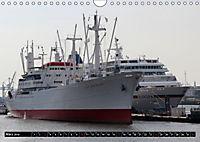 Kreuzfahrtschiffe in Hamburg (Wandkalender 2019 DIN A4 quer) - Produktdetailbild 3