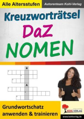 Kreuzworträtsel DaZ - Nomen