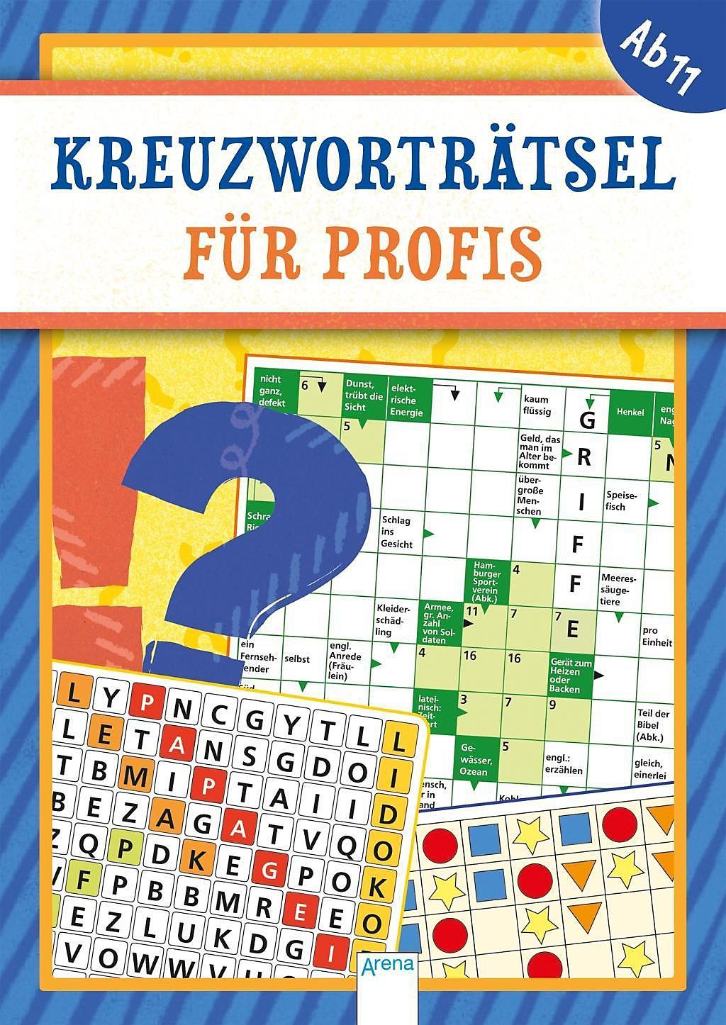Kissenhülle Kreuzworträtsel.Kreuzwortratsel Fur Profis Buch Von Deike Versandkostenfrei