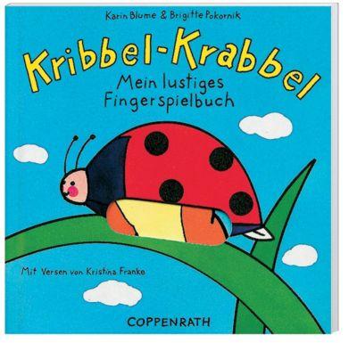 Kribbel-Krabbel, Karin Blume, Brigitte Pokornik, Kristina Franke