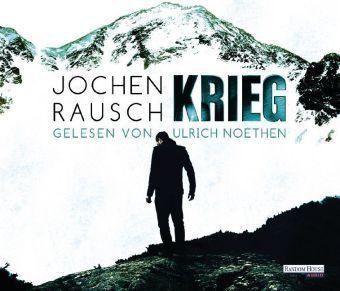 Krieg, 5 Audio-CDs, Jochen Rausch
