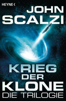 Krieg der Klone - Die Trilogie - John Scalzi |