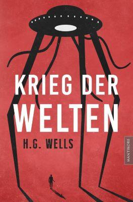 Krieg der Welten, m. 6 Postkarten - H. G. Wells pdf epub