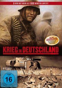 Krieg in Deutschland DVD-Box, Krieg in Deutschland, 6 DVDs