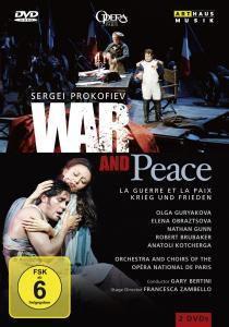 Krieg Und Frieden, Bertini, Guryakova, Obraztsova