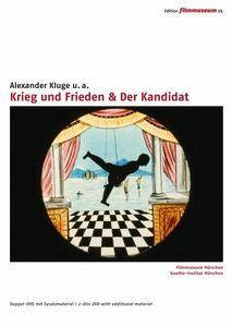 Krieg und Frieden / Der Kandidat, Edition Filmmuseum 25