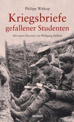 Kriegsbriefe gefallener Studenten, Philipp Witkop