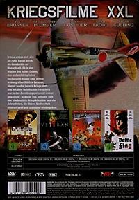 Kriegsfilme XXL - 2 Disc DVD - Produktdetailbild 1