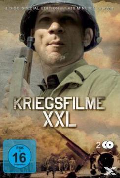 Kriegsfilme XXL - 2 Disc DVD, Christopher Plummer, Romy Schneider, Siegfried Rauch