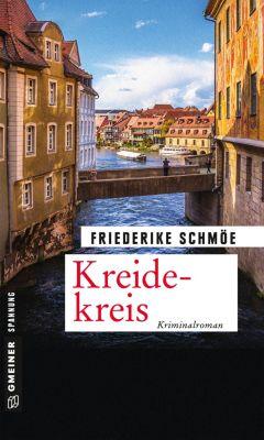 Kriminalromane im GMEINER-Verlag: Kreidekreis, Friederike Schmöe
