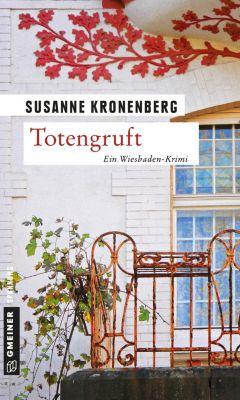 Kriminalromane im GMEINER-Verlag: Totengruft, Susanne Kronenberg