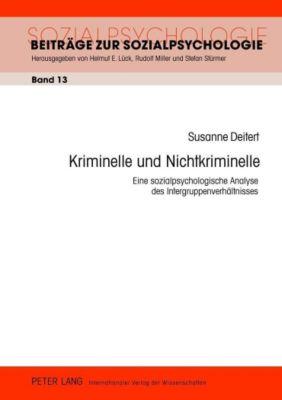 Kriminelle und Nichtkriminelle - Susanne Deitert pdf epub