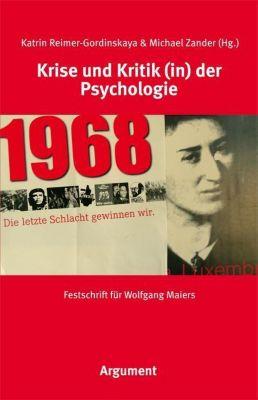 Krise und Kritik (in) der Psychologie