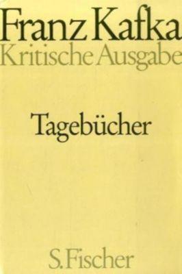 Kritische Ausgabe: Tagebücher, Kommentarbd., Franz Kafka