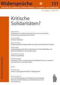 Kritische Solidaritäten -  pdf epub