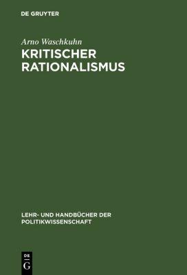 Kritischer Rationalismus, Arno Waschkuhn