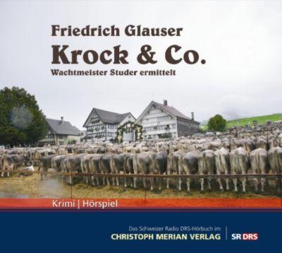 Krock & Co., Friedrich Glauser
